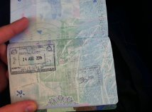 MORE PASSPORT STAMPS!