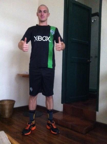 Seattle Sounders FC kit