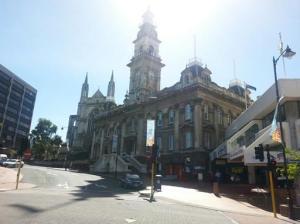Dunedin Train Station