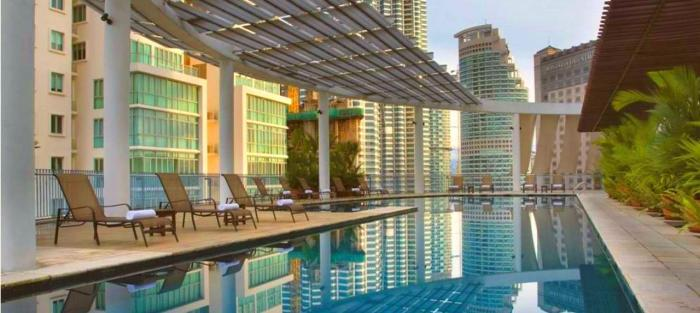best places to stay kuala lumpur ascott central